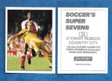 Coventry City Stewart Robson 24